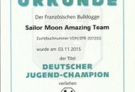 SAILOR MOON Amazing Team owner Regina Lohner